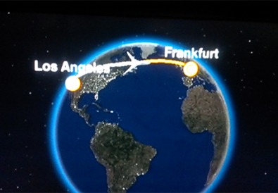 airplane gps PS
