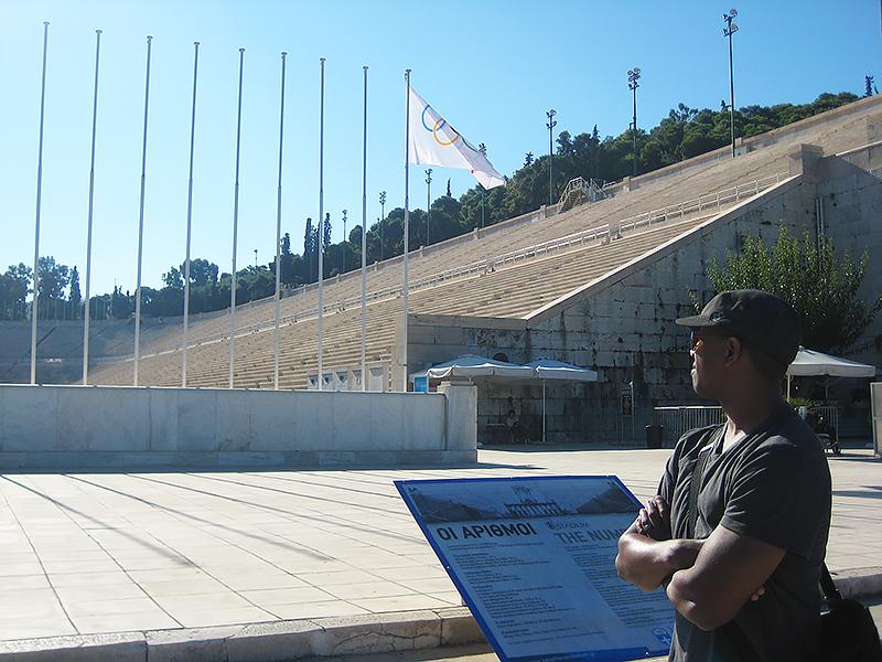 olympic stadium ant ps