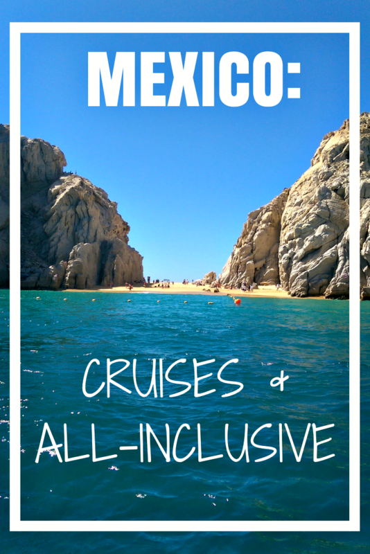 mexico cruises all-inclusive