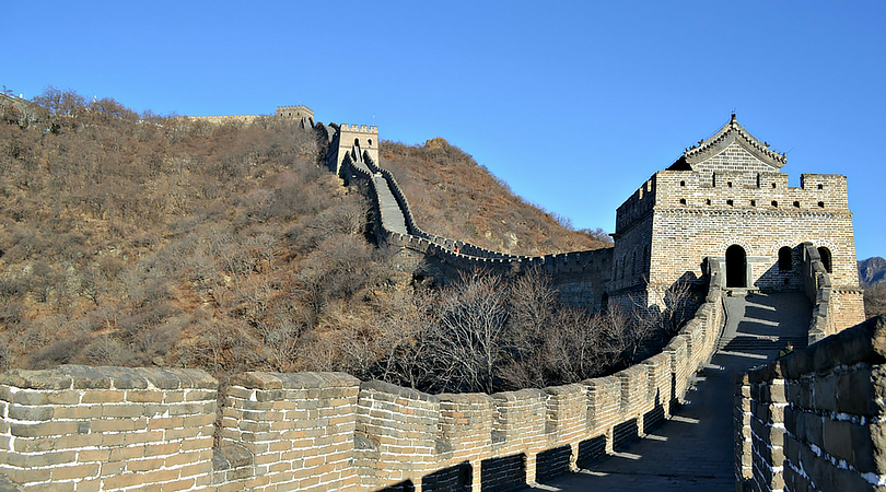 great wall of china 2--
