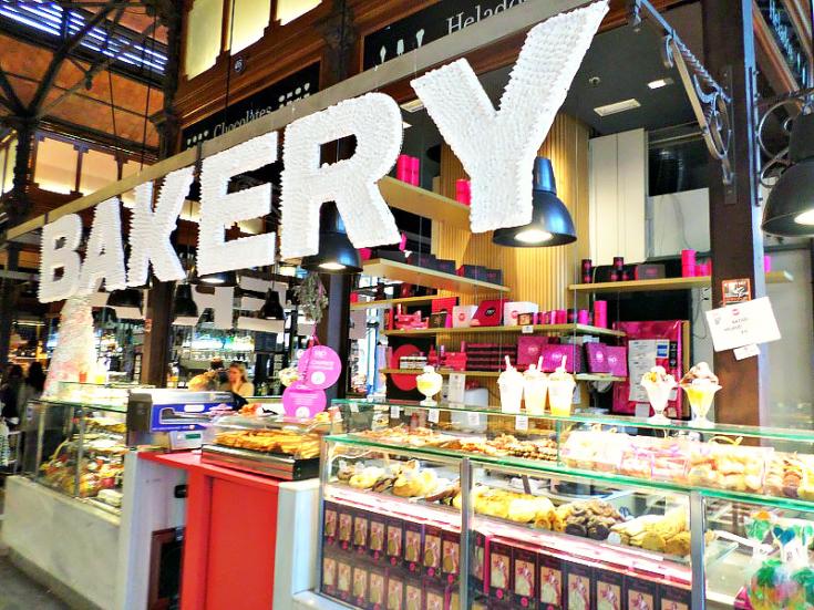 san miguel madrid market bakery