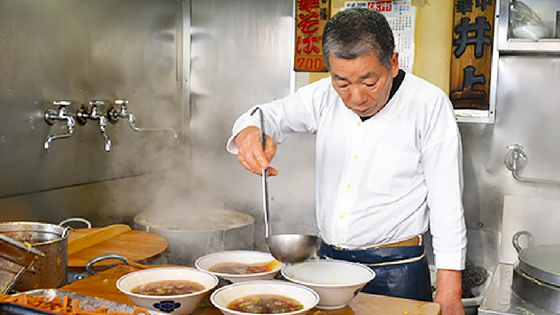 Japan tokyo chuka soba inoue best ramen2