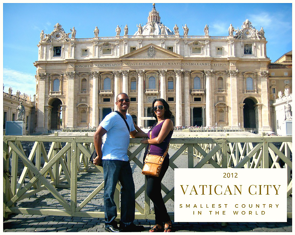 VATICAN CITY COLLAGE