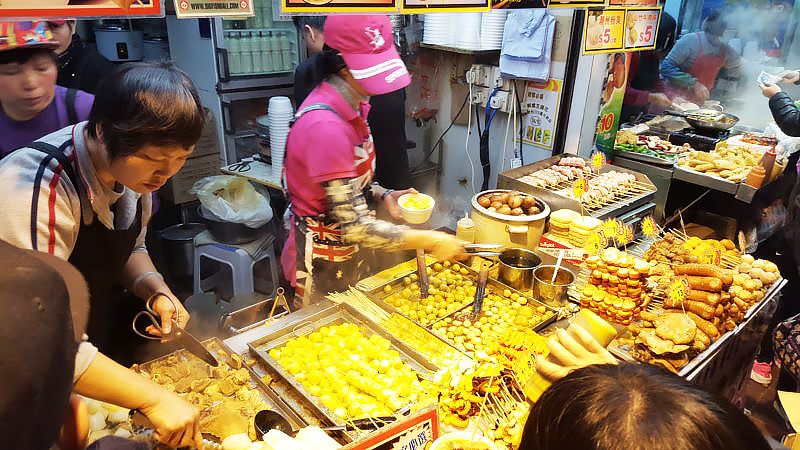 eating adventures hong kong - Favorite foodie spots in kowloon