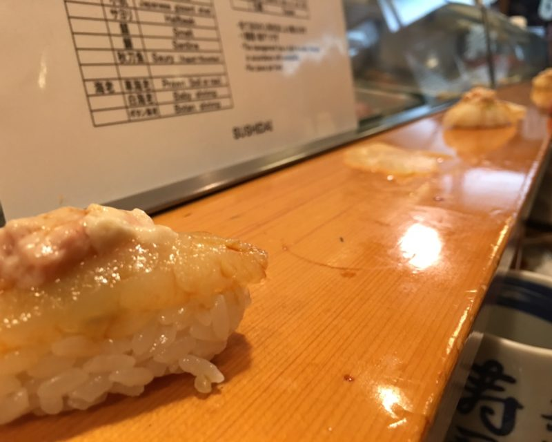 sushi dai