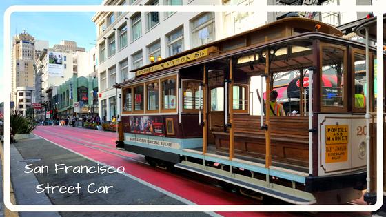san francisco street car