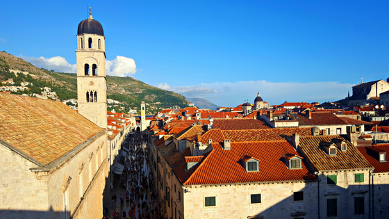 DUBROVNIK croatia in a day alternate blog title travel wtih mia