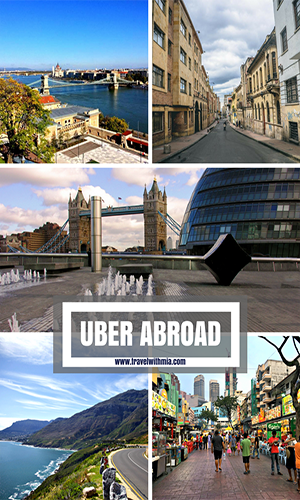 UBER ABROAD - Travel with Mia