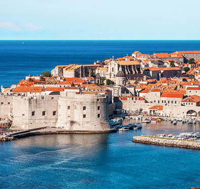 Dubrovnik - Travel with Mia - Old Town