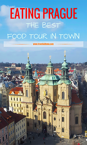 EATING EUROPE FOOD TOURS PRAGUE - Travel with Mia