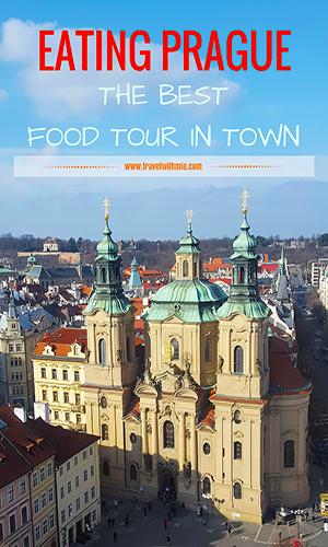 EATING EUROPE FOOD TOURS PRAGUE - Travel with Mia