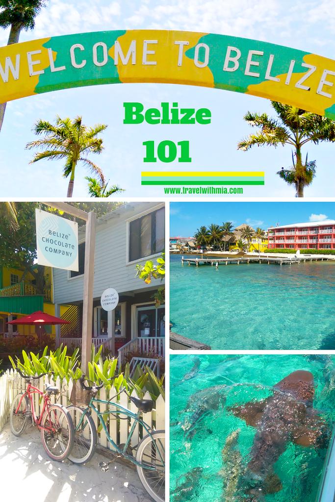 BELIZE 101 pinterest-