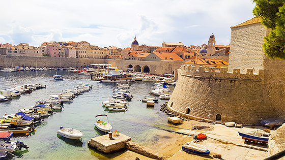 Old Port dubrovnik croatia instaworthy redo