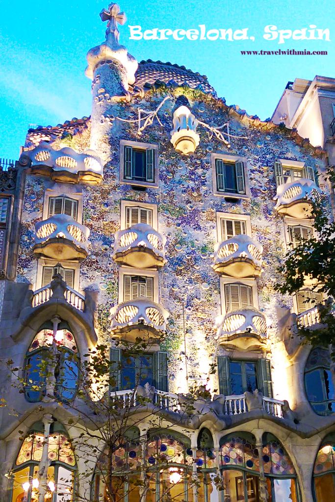 Barcelona Pinterest -