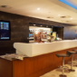 No 1 Lounge London Heathrow - Travel with Mia - Bar