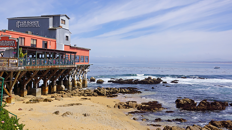 Travel with Mia - Family Fun in Monterey - Cannery Row