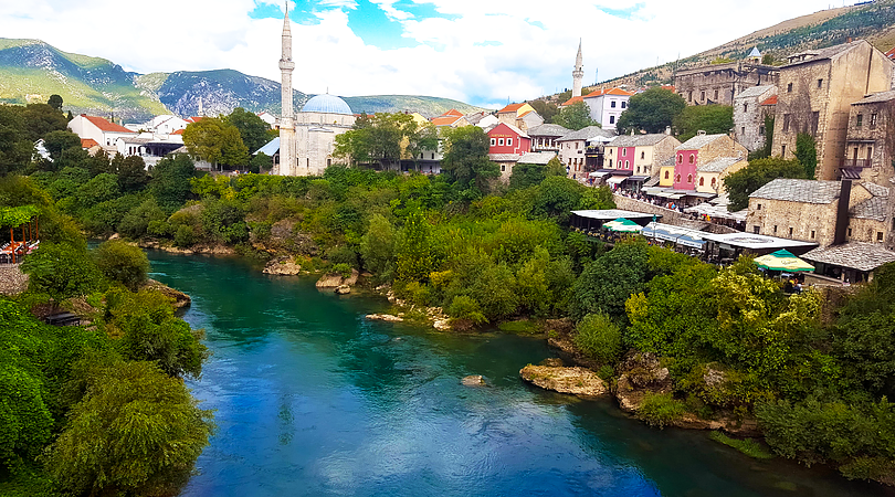 Travel with Mia - Bosnia and Herzegovina