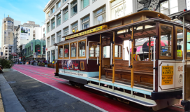 Cable Car - San Francisco - Travel with Mia-