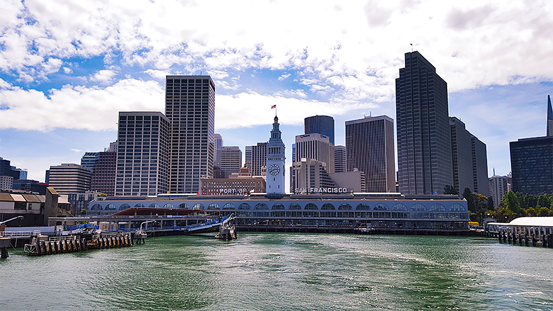 Port of San Francisco - Travel with Mia