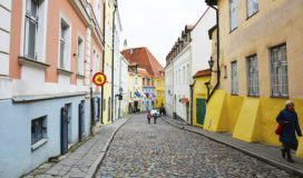 Travel with Mia - Tallinn Old Town 4