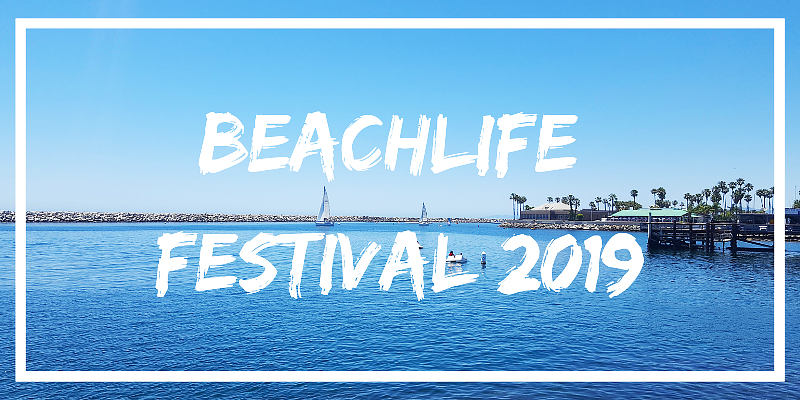 Beachlife festival -- Travel with Mia - Redondo Beach